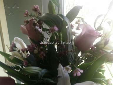 Avasflowers Bouquet review 123403