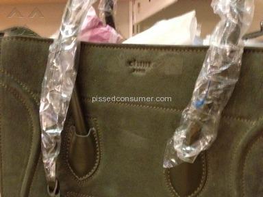 CELINE Shopping review 34091