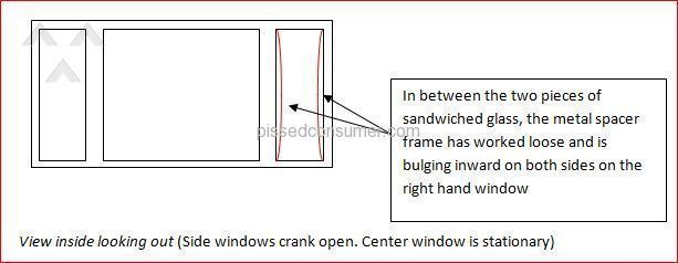 1 boston massachusetts alside window review pissed consumer for Thermal windows reviews