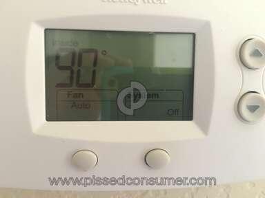 American Homes 4 Rent - No AC