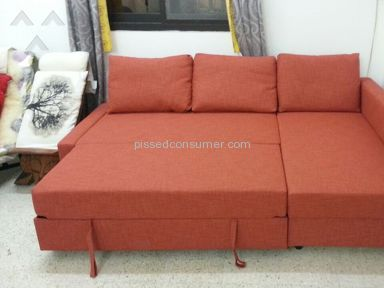Ikea Sofa Review from Mumbai, Maharashtra