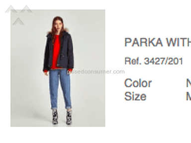 Zara Footwear and Clothing review 249536