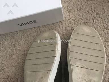 Bloomingdales Vince Sneakers review 126143