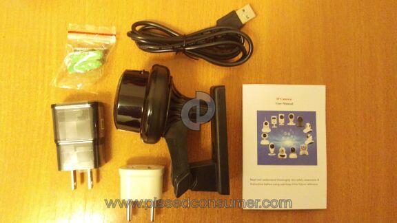 Escam Q6 Ip Camera