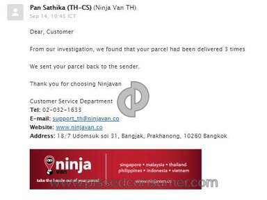 Ninja Van Transportation and Logistics review 329614