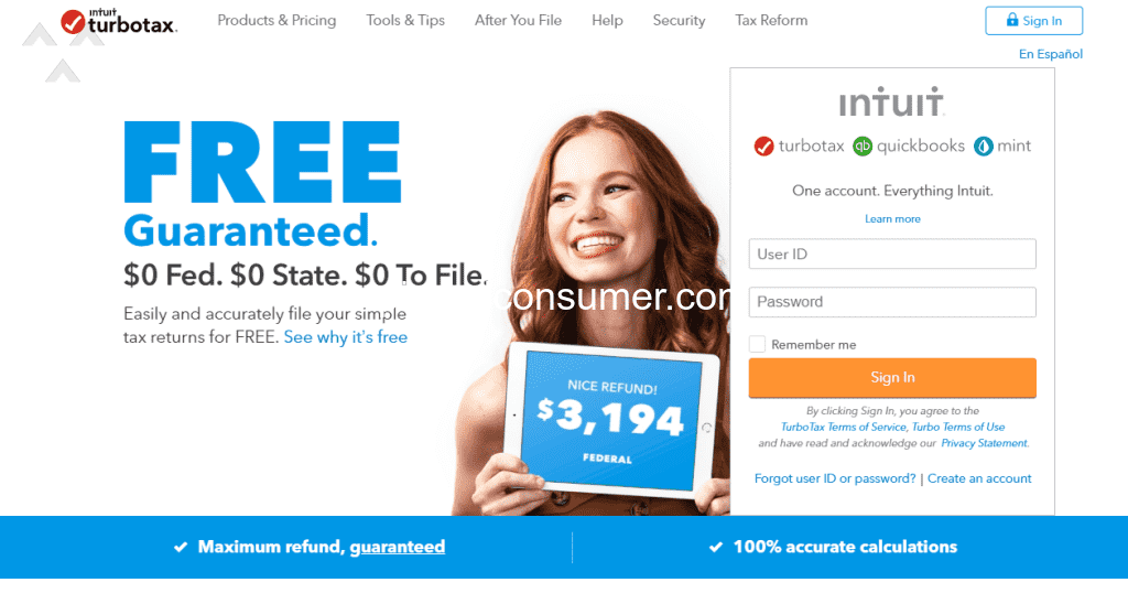 Intuit Turbotax Tax Software Reviews and Complaints
