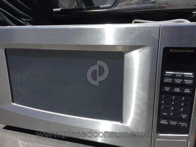 KitchenAid Kcms185Jss Microwave review 141992