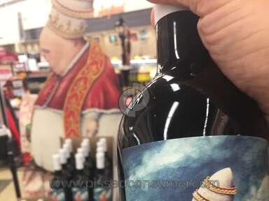 Jewel Osco - FATTY POPE WINE