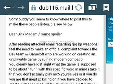 Gameloft - Simple Review #1429345871