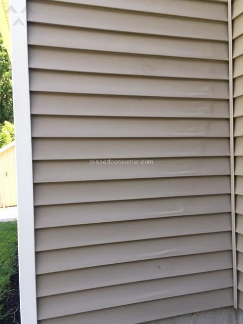 1 Alside Window Charter Oak Siding Service Review Or Complaint Pissed Consumer