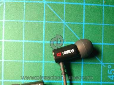 Gearbest Kz Audio Kz-ed9 In-ear Headphones review 245988