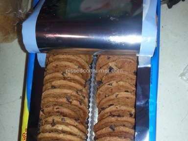Chips Ahoy - Cookies Review from Chicago, Illinois