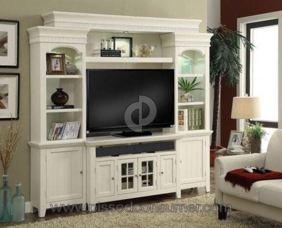 Parker House Tidewater Wood Furniture Set