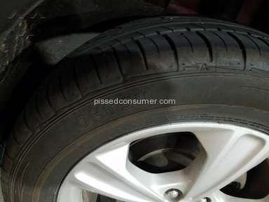 Discount Tire - Horrible and they cheated me. They didnot replace my tire i