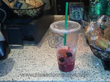 Pavilions Starbucks Customer Care review 167470