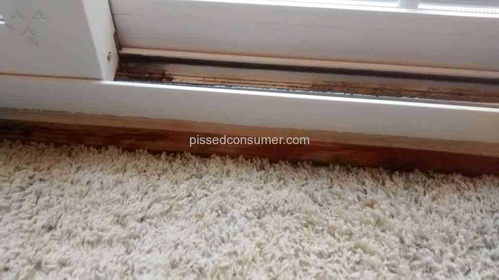 Ch&ion Windows Door review 260852 & Champion Windows - Leaky patio door from Day One; Champion denies ...