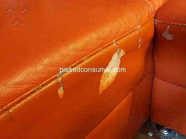 Opulent Items - FAKE LEATHER! Buyer Beware