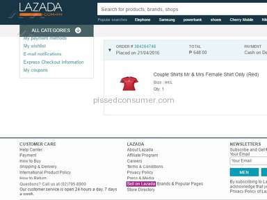 Lazada Philippines Auctions and Internet Stores review 128907