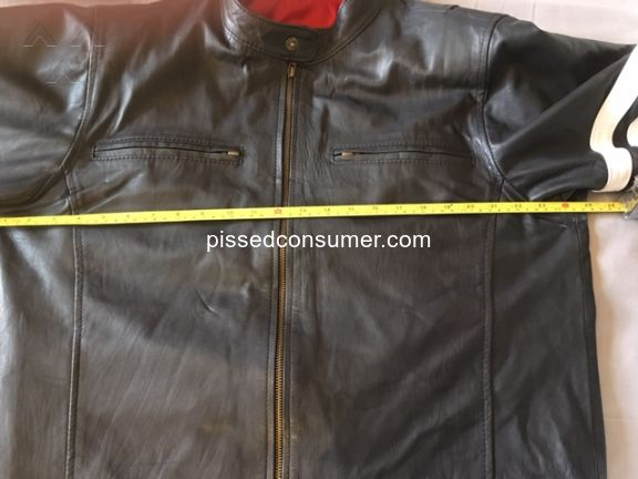 Leather Cult Jacket
