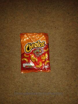Cheetos Flamin Hot Puffs