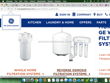 Ge Appliances Filtration System review 187852