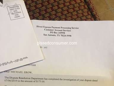Direct Express Debit Card review 428770