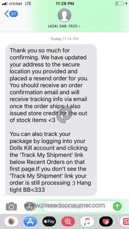 dolls kill coupon