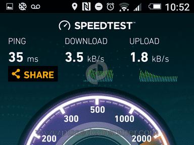 CLARO - Internet Service Review from Bogot, Distrito Especial