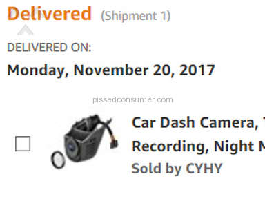 Amazon - I never received a refund issued by Amzon on Dec. 8, 2017