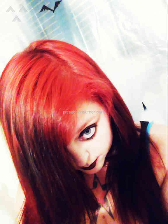 7 Splat Hair Color Midnight Ruby Hair Dye Reviews And