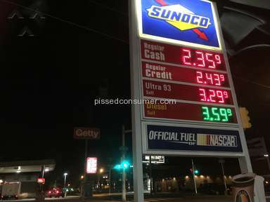 Sunoco Gas Station - Simple Review #1478638210