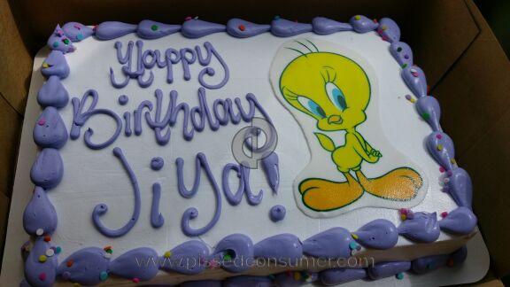 Price Chopper Grocery Store Cake