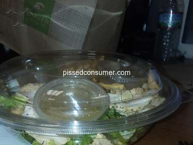 Panera Bread Salad review 354772