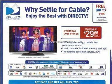 Directv Rebate review 57