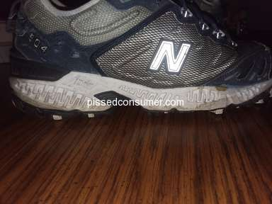 New Balance - Very very disappointed!!