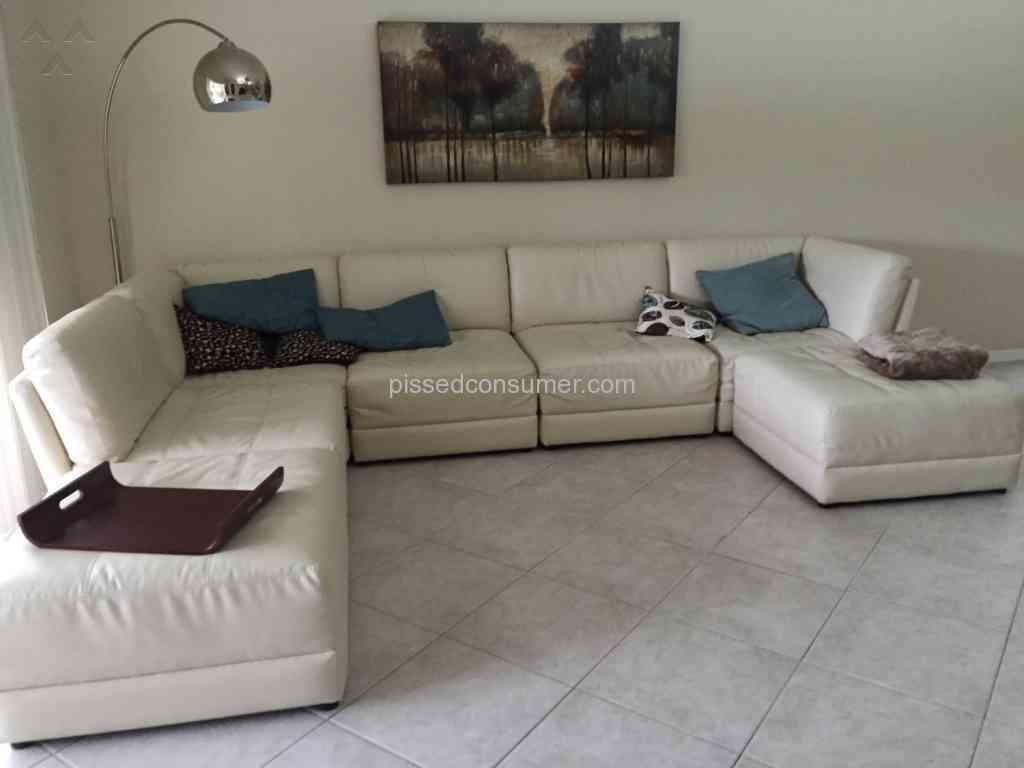 Rooms To Go - Sectional Sofa Review from Montreal, Quebec ...