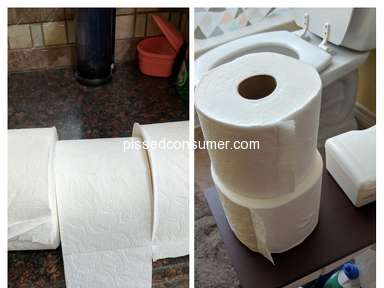 Charmin Ultra Strong Toilet Paper review 283224