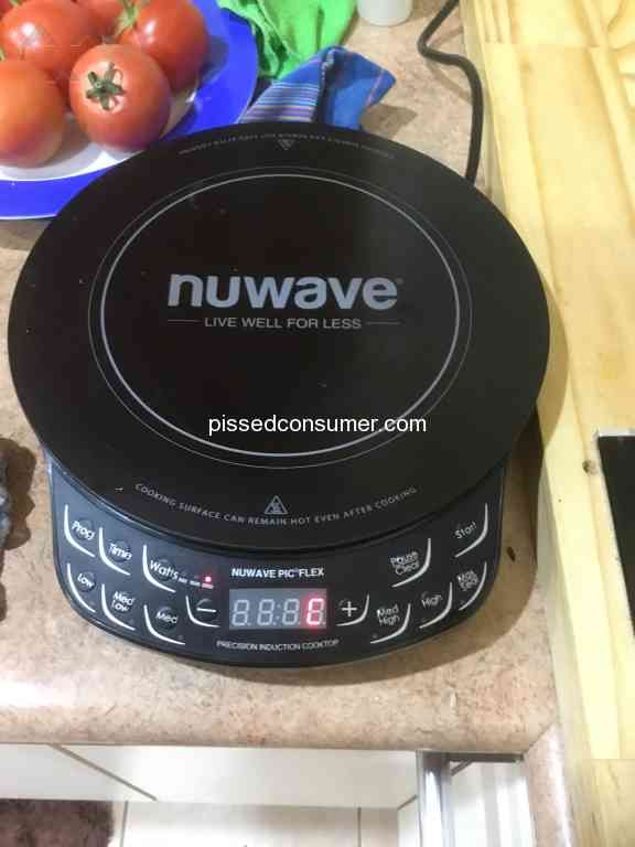Nuwave Pic Who To Call For The Cur Warranty
