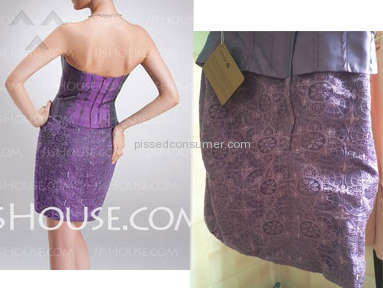 Jjshouse Dress review 27423