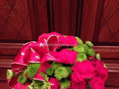 Avasflowers Merry Bliss Arrangement review 182386
