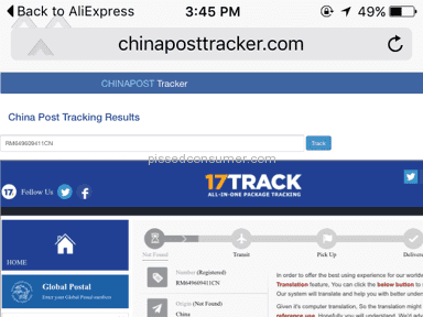 Aliexpress Auctions and Internet Stores review 95611