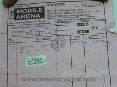 Xolo Telecommunications review 89879