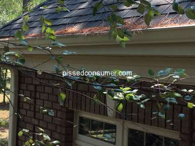 LeafFilter North Gutters and Carpentry review 320444