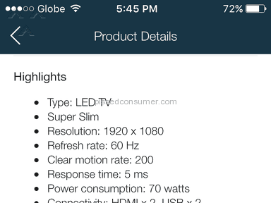 Lazada Group Tv review 163264