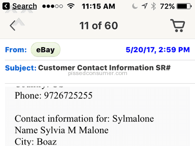 EBay lets buyer stay on when they stole from me