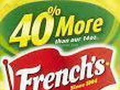 Frenchs Food Manufacturers review 29529