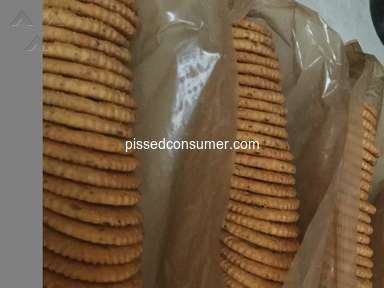 Ritz Crackers Food review 298466