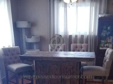Coleman Furniture Normandy Wood Furniture Set review 366776