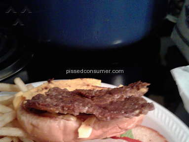Steak N Shake - Steakburger Review