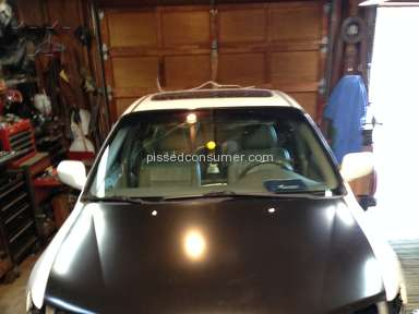 Partsgeek Grille Guard review 202464